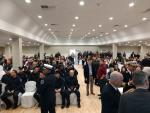 North Bergen, New Jersey Fire Department Commencement Ceremony